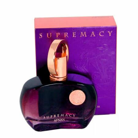 Afnan Perfumes Supremacy Pour Femme Purple