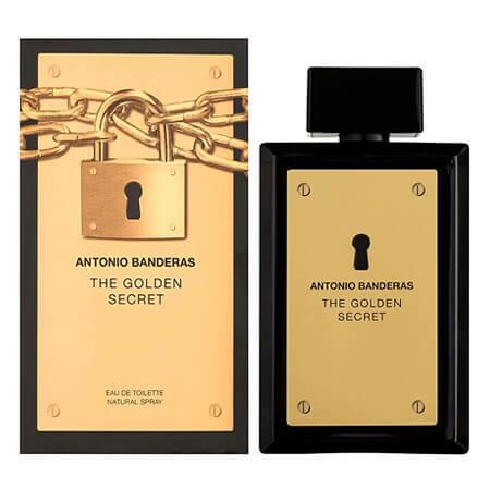 Antonio Banderas Golden Secret For Men