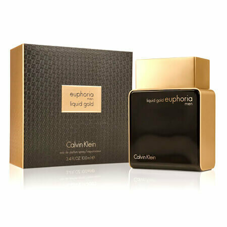 Calvin Klein Liquid Gold Euphoria Men