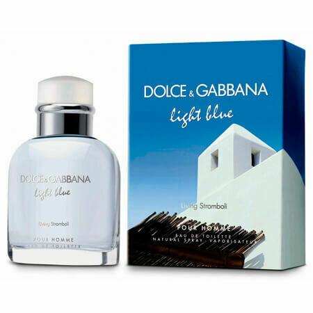 Dolce&Gabbana Light Blue Living Stromboli