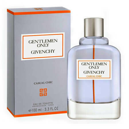 Givenchy Gentleman Only Casual Chic
