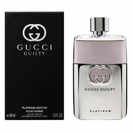 Gucci Guilty Pour Homme Platinum