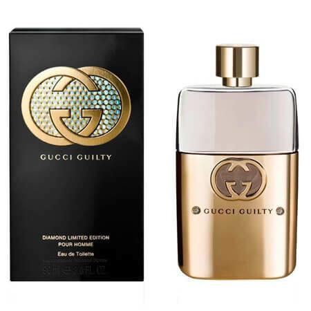 Gucci Guilty Pour Homme Diamond