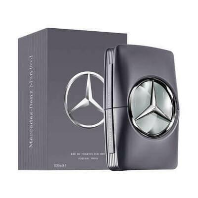 Mercedes-benz Man Grey