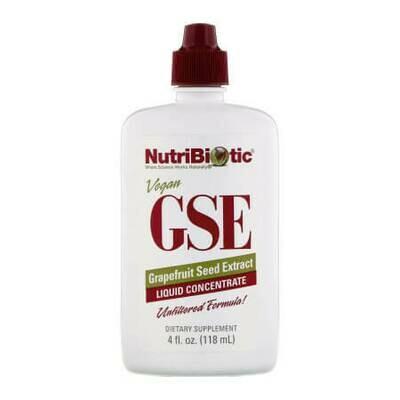 Экстракт семян грейпфрута -антибактериальное и антивирусное средств от NutriBiotic
