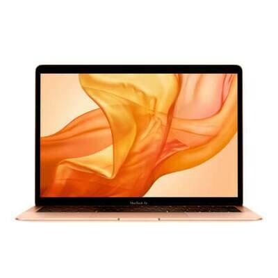 MacBook Air 13 дюймов 2‑ядерный процессор Intel Core i3 с тактовой частотой 1,1 ГГц, ускорение Turbo Boost до 3,2 ГГц Накопитель 256 ГБ Touch ID