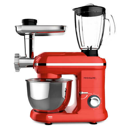 Кухонный комбайн 3в1 Frigidaire Stand Mixer With Blender & Meat Grinder