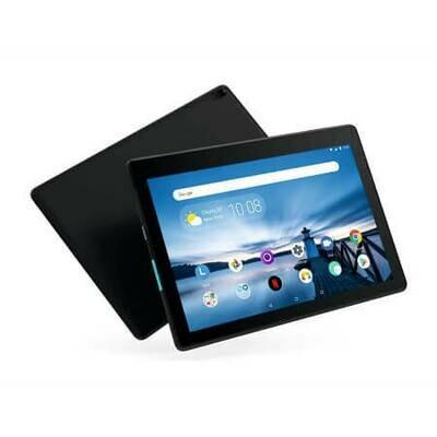 Планшет Lenovo Tab E10 с безвредным для детей экраном (IPS+HD-формата) размером 10 дюймов
