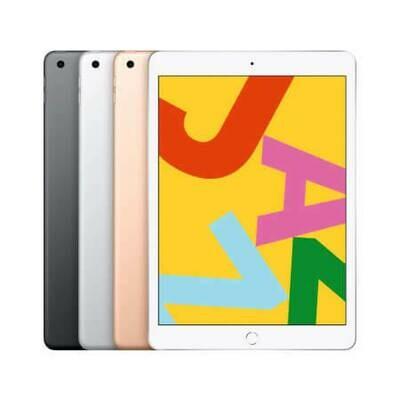 Планшет Apple iPad 10.2 Wi-Fi 128GB 2019