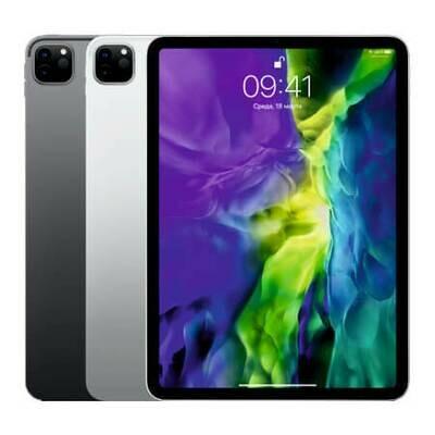 Планшет Apple iPad Pro 11 Wi-Fi + Cellular 256GB (2020)