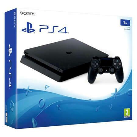 Игровая приставка PlayStation 4 Slim 1Тб