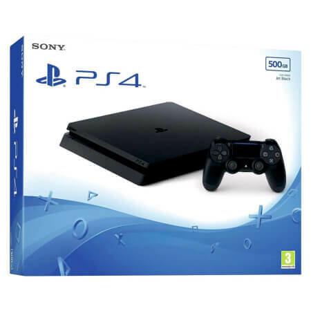 Игровая приставка PlayStation 4 Slim 500Гб