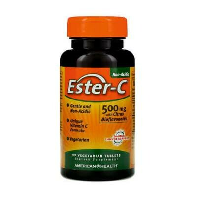 Биологически активная добавка Ester-C 500 мг от American Health
