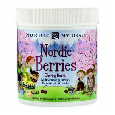 Мультивитаминный комплекс для взрослых и детей от Nordic Naturals