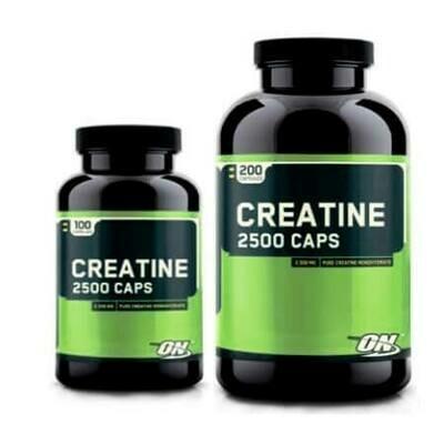 Креатин для набора мышечной массы Optimum Nutrition Creatine 2500