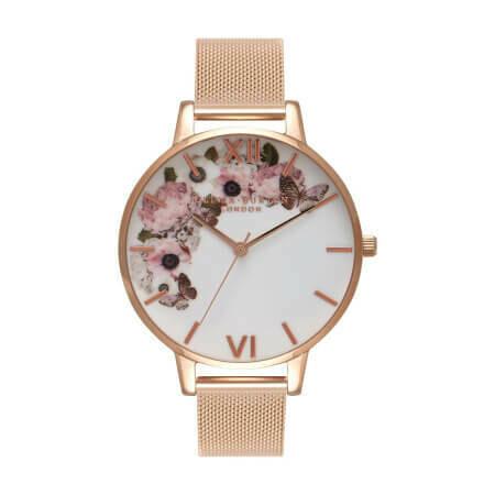 Английские часы Olivia Burton Women's Signature Florals