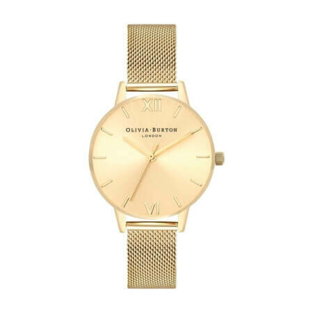 Английские часы Olivia Burton Women's Sunray Dial watch