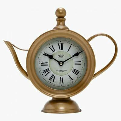 Настольные Часы формы Чайника