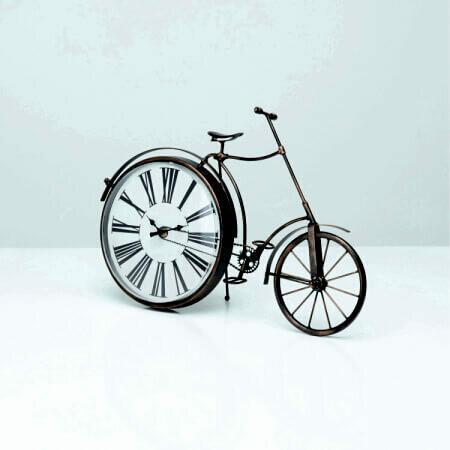 Настольные Часы Велосипед