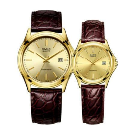 Парные часы Casio