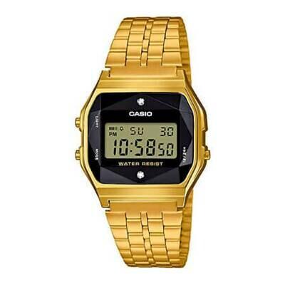 Японские часы Casio с Бриллиантом
