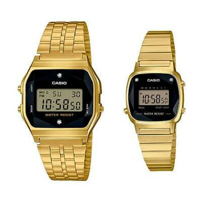 Парные часы Casio с Бриллиантом