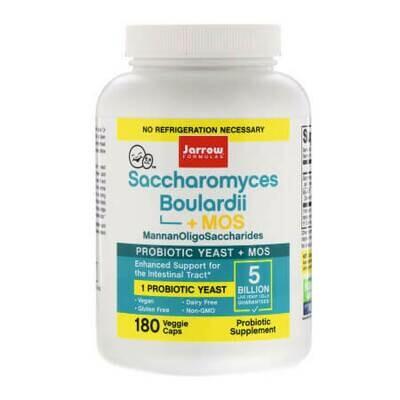 Пробиотики Saccharomyces Boulardii + MOS