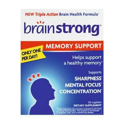 BrainStrong Средство для улучшения памяти