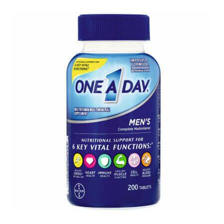 Мультивитамины для мужчин One A Day