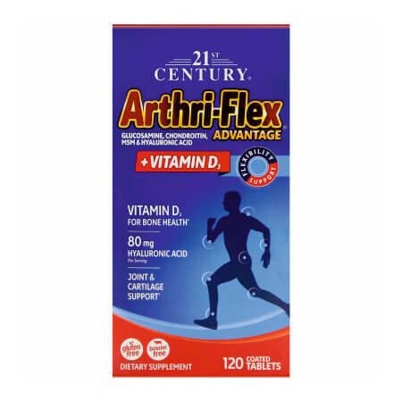 Хорошие витамины для суставов и связок 21st Century Arthri-Flex Advantage