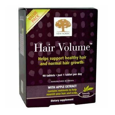 Средство для роста и объема волос New Nordic-Hair Volume