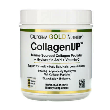 Морской Коллаген California Gold Nutrition-CollagenUP