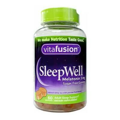 Средство улучшающее сон VitaFusion-SleepWell (для взрослых)