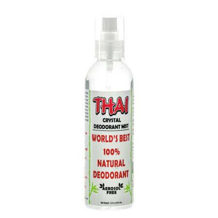 Натуральный дезодорант-спрей для тела Thai Crystal Deodorant Mist
