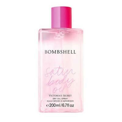 Парфюмированное сухое масло-спрей для тела от Victoria's Secret Bombshell