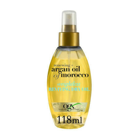 Аргановое масло-спрей для восстановления волос OGX