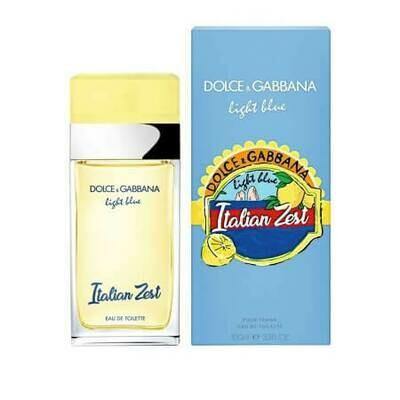 Dolce & Gabbana Italian Zest (Femme)