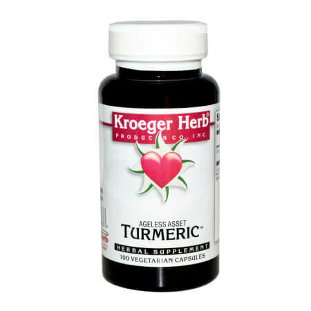 Чудо-целитель куркумин Kroeger Herb Co