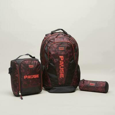 Рюкзак +Пенал и сумка для завтрака Fullstop. Pause