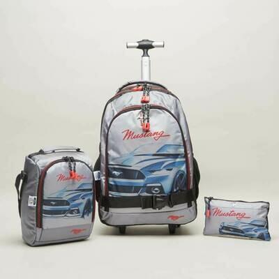 Рюкзак +Пенал и сумка для завтрака Mustang