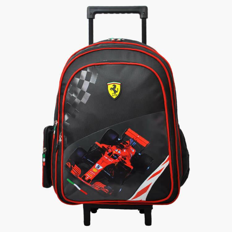 Рюкзак на колесиках Ferrari Race 46 сантиметров
