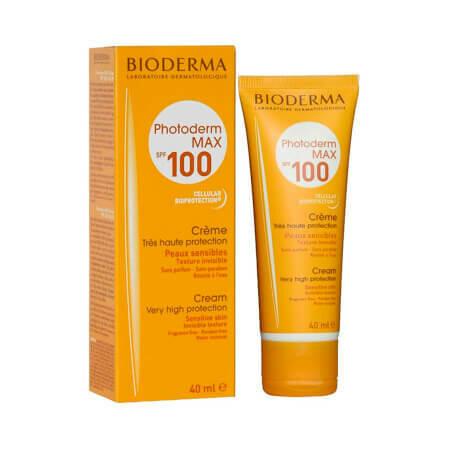 Солнцезащитный крем Bioderma Photoderm Max SPF 100