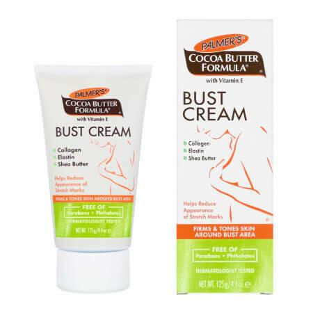Укрепляющий и тонизирующий крем для бюста Palmer's Cocoa Butter
