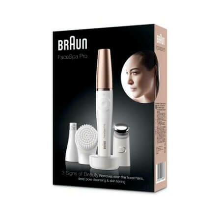 Эпилятор для лица Braun Face Brush 911