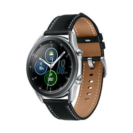 Samsung Galaxy Watch3 45mm (серебристый)