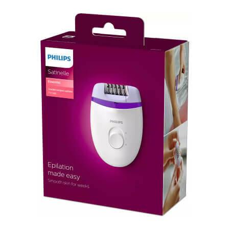 Эпилятор Philips Satinelle Essential BRE 225