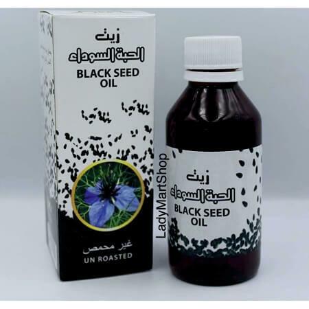 Масло из семян черного тмина 120мл- Саудовская Аравия