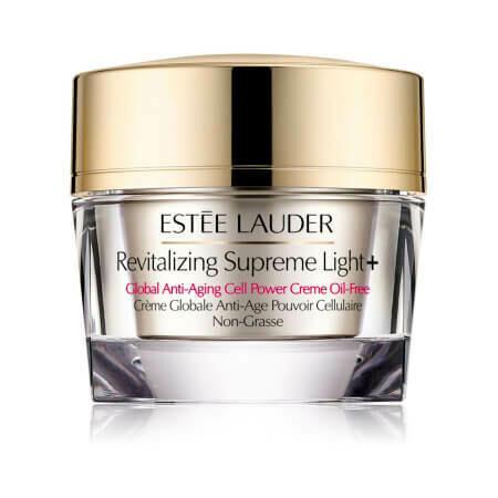 Глобальный крем для сохранения молодости кожи, обогащенный фитоклетками. Estee Lauder Revitalizing Supreme Plus Global Anti-Aging Cell Power Creme.