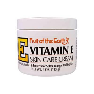 Vitamin E Cream от Fruits Of The Earth Крем для лица, шеи, рук и тела!