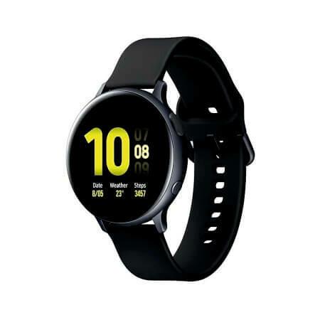 Умные часы Samsung Galaxy Watch Active2 Алюминий 40 мм и 44 мм (лакрица)